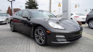 2011 Porsche Panamera 4 3.6 Start Up, Engine, and In Depth Review