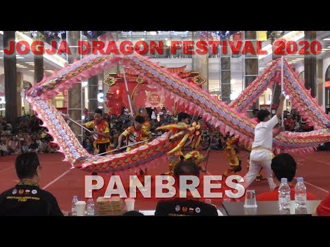 Naga Panbres (Juara 3) - Jogja Dragon Festival 2020 - Piala Raja HB X