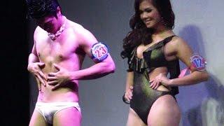 Bikini Open |  Mr & Ms Heartthrob 2015, Summer Wear Round