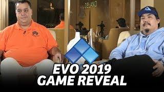 EVO 2019 REVEAL SHOW