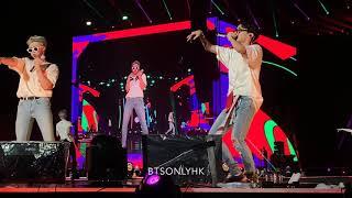 190119 BTS(방탄소년단) Anpanman Love Yourself Tour in Singapore 4K Fancam