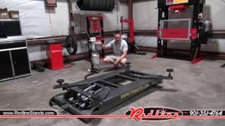 Titan SL-6600 Automotive Mid Rise Scissor Lift