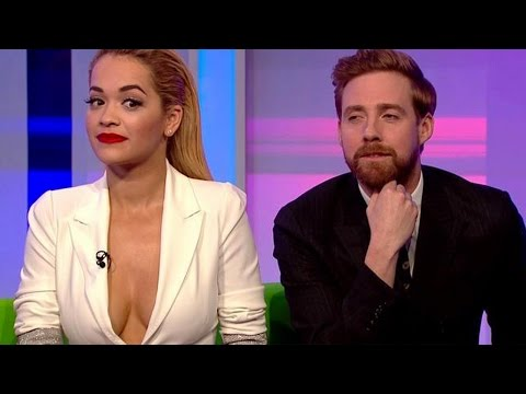 Too Much Cleavage? Singer Rita Ora's BBC Appearance Causes Outrage