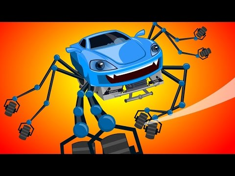 Incy Wincy Spider | Itsy Bitsy Spider | Kids Car Rhymes and Song