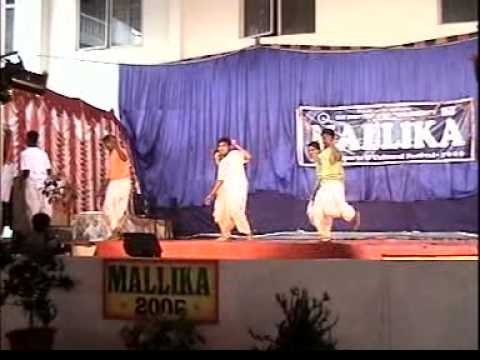 Vande Mataram Song Dance Video From Gmit Is 2008 Batch video
