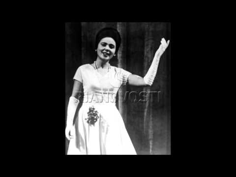 Доницетти Гаэтано - каватина Линды