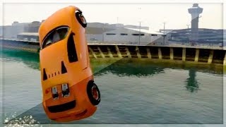 GTA 5 STUNTS - HIT A STUNT - Episode 16