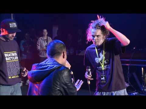MC Zani vs Monkie - Best 16 - 3rd Beatbox Battle World Championship