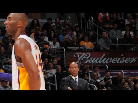LA Lakers Hire Bryon Scott As Head Coach-Did Kobe Approve?