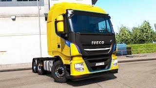 Euro Truck Simulator 2 - Iveco Hi-Way Reworked V2.3 - Test Drive Thursday #197