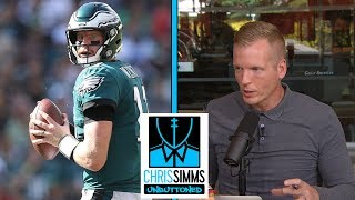 Film Deep Dive: Eagles vs. Redskins, NFL Week 1 | Chris Simms Unbuttoned | NBC Sports