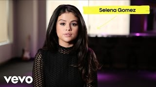 Selena Gomez - Same Old Love (Vevo Show & Tell)