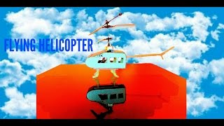 How To Make a Helicopter That Fly