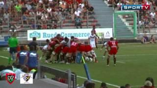 Rugby à XV RCT Toulon vs Bègles-Bordeaux Match 2ème mi-temps Stade Mayol Live TV 2013