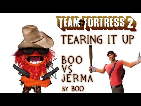 Tearing it Up! - Boo vs Jerma - Team Fortress 2
