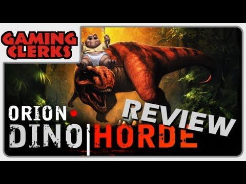 Orion: Dino Horde | Review / Test