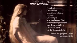 Polina Pasztircsák and Deniola Kuraja perform Freudvoll und leidvoll by Liszt