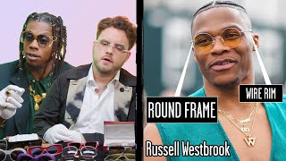 Glasses Experts Break Down Athlete Sunglasses (LeBron James, De'Aaron Fox) | Game Points | GQ Sports