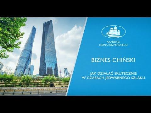 Biznes Chiński W Koźmińskim!