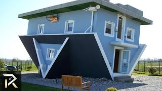 10 Unbelievable Houses You Need To See To Believe!