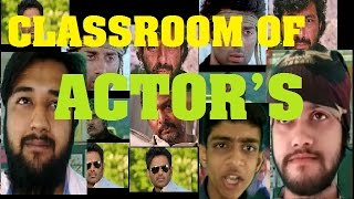 funny comedy video || CLASSROOM OF ACTOR'S EPISODE 7 || funny Videos / comedy vines