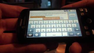 HTC sense Keyboard vs Google Android Keyboard