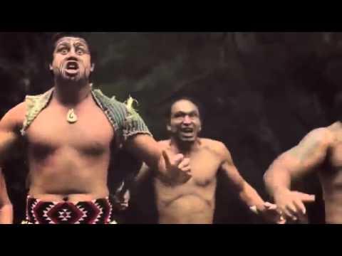 Haka - Dança de Guerra Maori