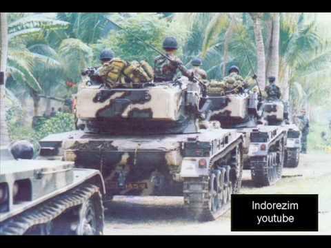 Indonesia TNI # 10 Kostrad