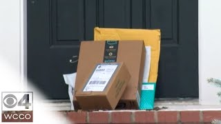Man Boxes Dog Waste To Mess With Package Thieves