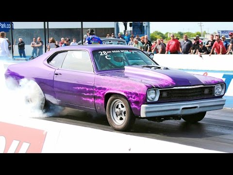 REPLAY: Day 5 from Madison, IL - Hot Rod Drag Week 2015