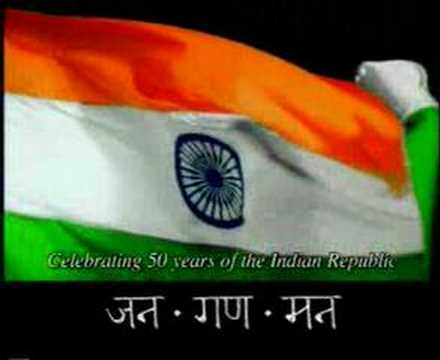 Jan Gan Man - Indian National Anthem video