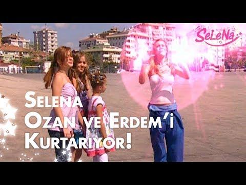 Selena, Ozan ve Erdem'i kurtarıyor!