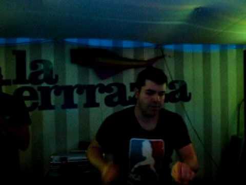 La Terrrazza (Barcelona) Cray1 LabWorks with Charles Ramirez, SM aka Soulrack&Mikel_E 10/07/2010