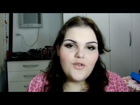 Maquiagem Simples e Rápida!