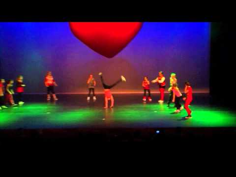 On the dancefloor - Hiphop 8-12jr (Bussum)
