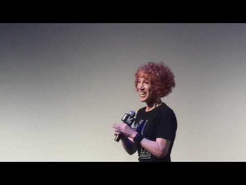 Kathy Griffin At SXSW Introduces The Troy Miller Documentary   Kathy Griffin  A Hell Of A Story