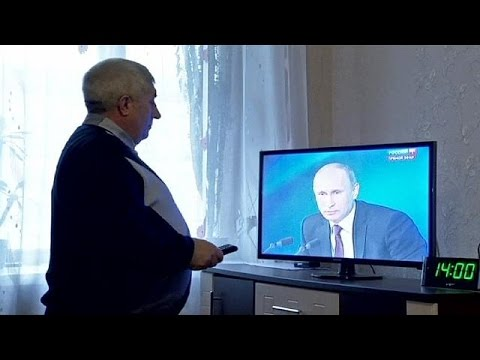 Divided opinion in Russia after Putin's end-of-year address