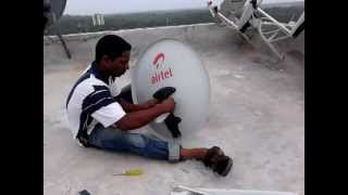 Ajith DTH Installation 1.mp4