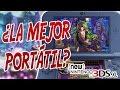 LA MEJOR CONSOLA PORTÁTIL ANÁLISIS REVIEW New Nintendo 3DS XL mp3