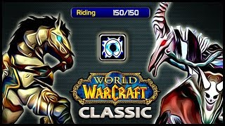 Getting Gold for Mount and Spells in Vanilla - Classic WoW Tips.