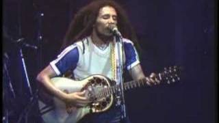 Bob Marley Redemption Song Live In Dortmund Germany