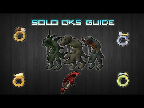 RuneScape 3 EOC: Solo DKS Tribrid Guide: Easy Money Tips And Tricks