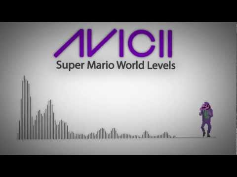 Avicii-Super Mario World Levels by jwktje