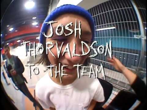 Sk8 Skates Welcomes Josh Thorvaldson
