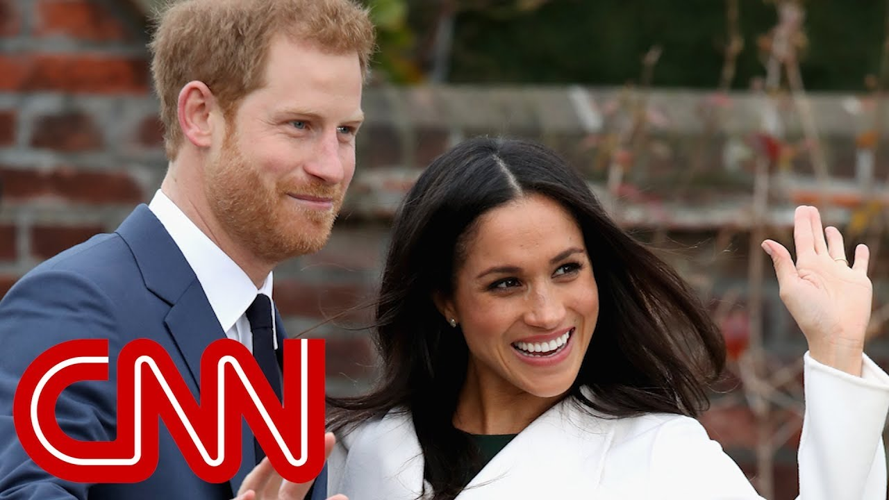 Prince Harry & Meghan Markle's royal wedding plans