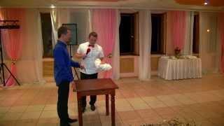 Свидетель уронил свадебный торт  Иваново 28 08 2015
