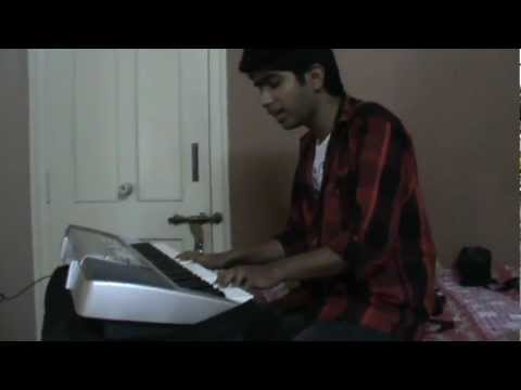 My cover of Alvida - Life in a Metro.MPG