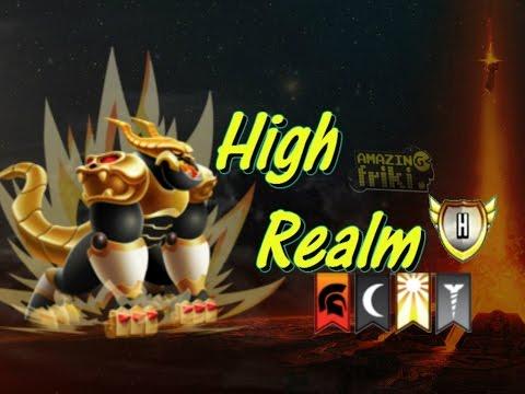 Dragón Reino  Carrera Heroica   Dragón City🐉