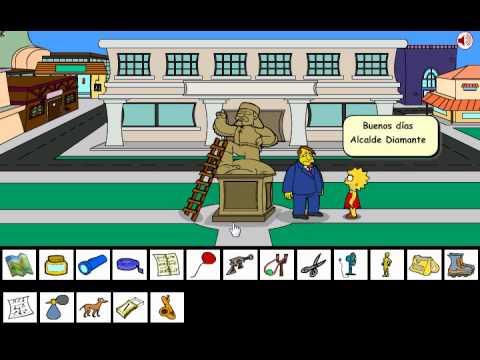 Solucion Lisa Simpson Saw Game