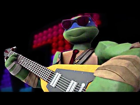 Teenage Mutant Ninja Turtles Legends PVP Episode 98 - Ice cream Kitty Song